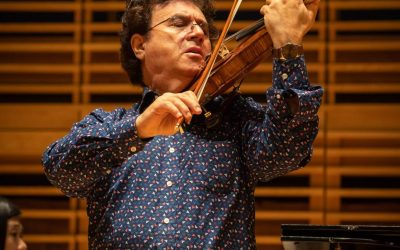 Sergiu Schwartz to Teach Master Class for SV Scholars